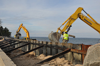 Asharoken Seawall Rehabilitation